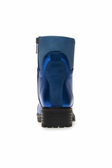 Zimní boty SCU-2055-8582 Metallic Blue 37 - 5