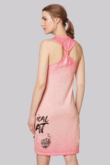 Letní šaty SPI-2003-7990 Lush Rose|S - 5