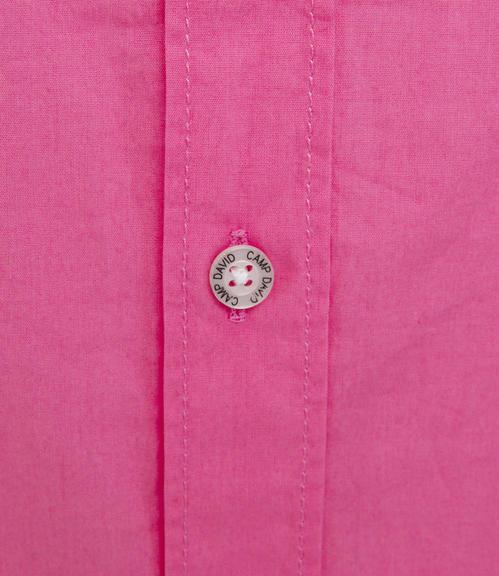Košile CCU-1900-5610 Deep Pink|S - 5