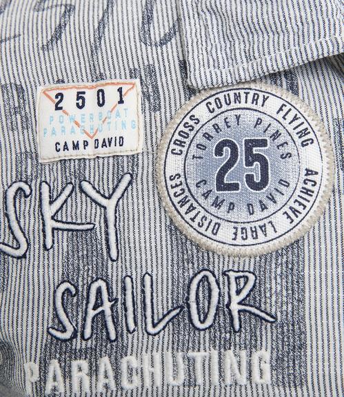 košile CCB-1804-5418 dark ocean|M - 5