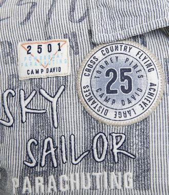 shirt 1/2 stri CCB-1804-5418 - 5/7