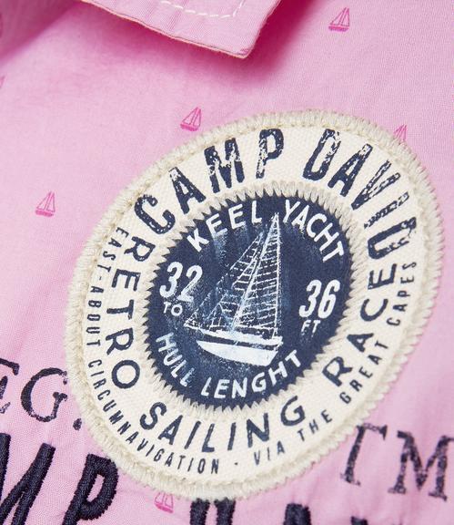 košile CCB-1901-5096 cool light pink|XL - 5