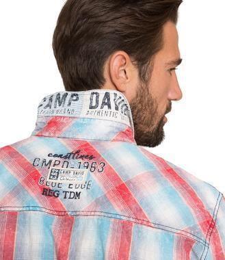 shirt 1/2 chec CCB-1904-5378 - 5/5