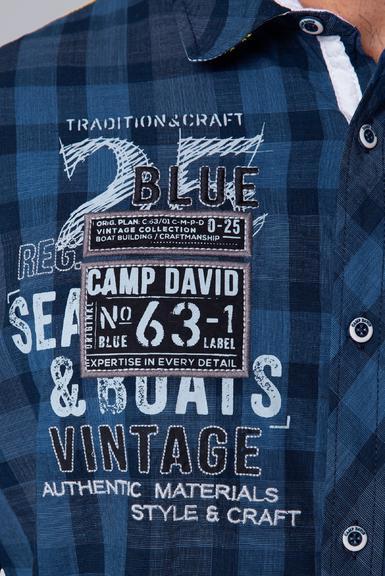 Košile CCb-1909-5028 Blue Haze|S - 5