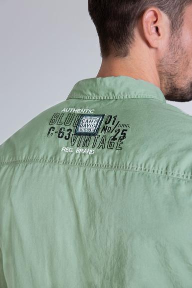 Košile CCB-1909-5030 Ocean Green|S - 5