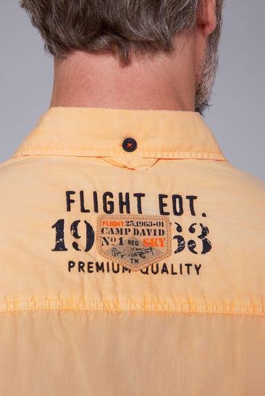 Košile CCB-1911-5410 sunrise neon|L - 5