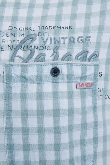 Košile CCD-1906-5823 Powder Blue M - 5