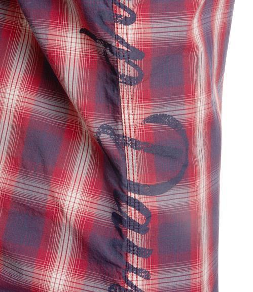 Košile CCG-1902-5395 big red|S - 5