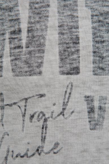 Tričko CCG-1908-3055 fossil grey|S - 5