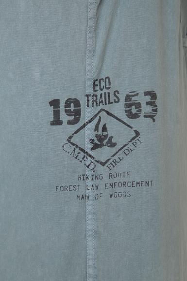 Košile CCG-1908-5064 fog blue S - 5