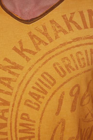 Tričko CCG-1911-3450 Yellow Morning|S - 5
