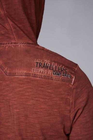 Tričko CCG-1911-3456 Rust|M - 5