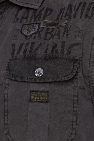Košile CCG-1911-5460 Mud|M - 5