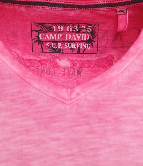Tričko CCU-1855-3595 deep pink|XXL - 5