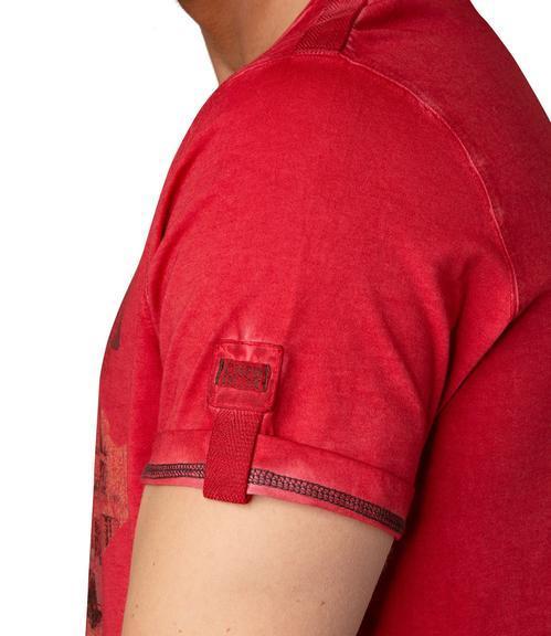 Tričko CCU-1900-3712 Red|M - 5