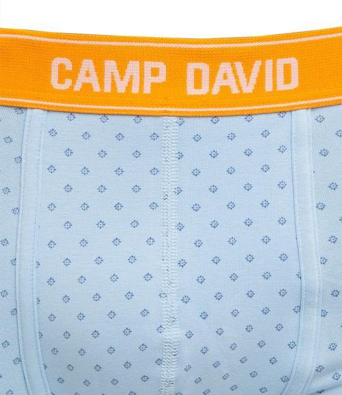 Boxerky CCU-1955-8367 powder blue|M - 5