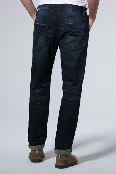 Džíny CDU-1955-1290 dark blue vintage|34 - 5