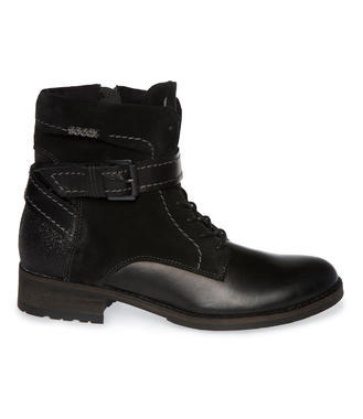 lace up boot SCU-1755-8945 - 5/5