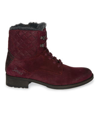 lace up boot SCU-1755-8946 - 5/6