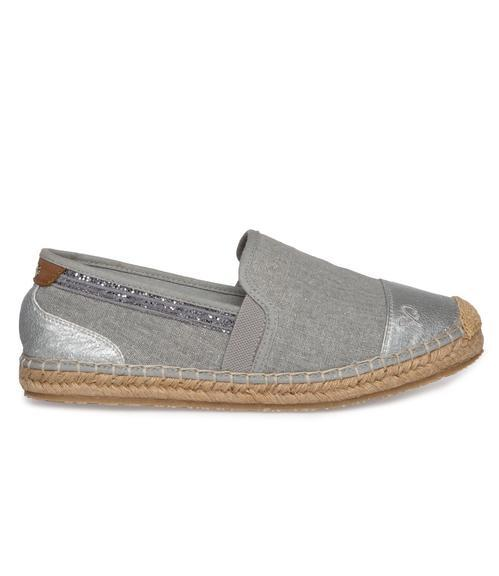 Espadrilky SCU-1855-8516 light grey|41 - 5