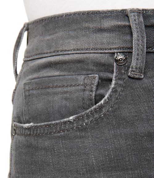 Džíny SDU-1855-1307 grey cut vintage|30 - 5