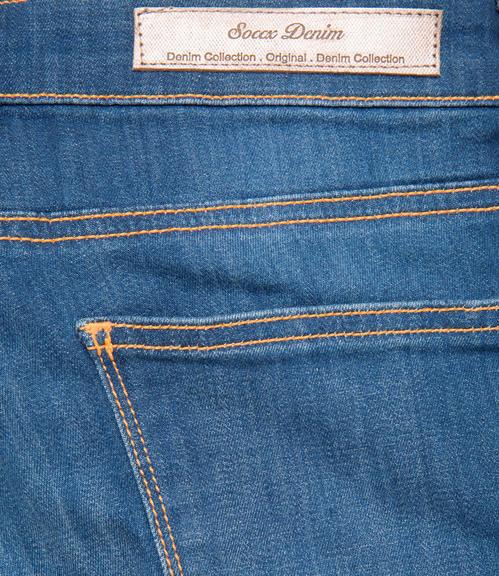 Slim Fit Jeans SDU-9999-1710 Vintage Used|26 - 5