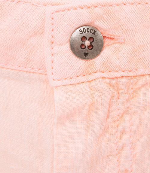 sukně SPI-1803-7288 creamy orange|M - 5