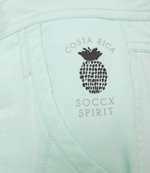 kraťasy SPI-1805-1245 pastell green|XS - 5