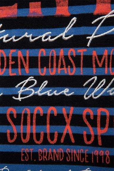 Tričko SPI-1906-3860 Blue Navy|XS - 5