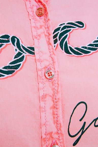 Košile SPI-1906-5862 Neon Coral|S - 5