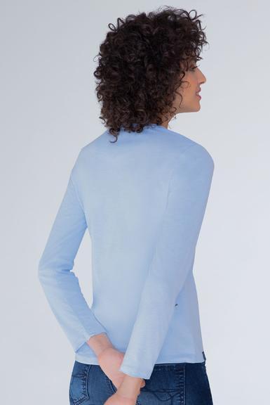 Tričko SPI-1908-3120 icy blue melange|XL - 5