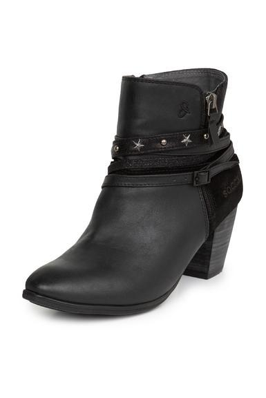 Boty SPI-1910-8237 black|38 - 5