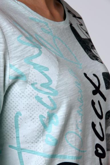 Tričko SPI-1911-3484 fresh mint|XS - 5