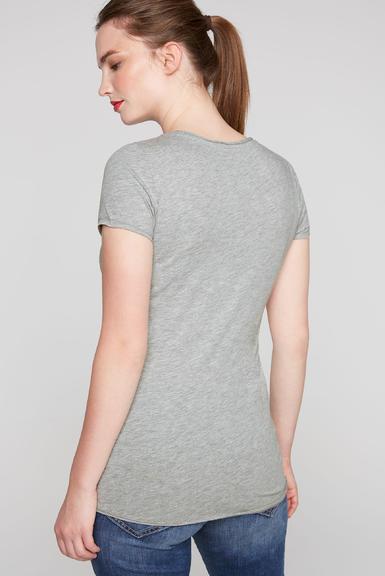 Tričko SPI-2006-3120 Grey Melange|XXL - 5