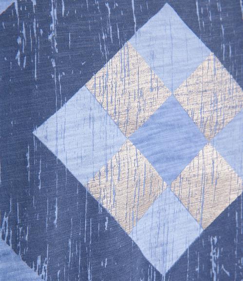 tričko STO-1804-3267 blue lavender|S - 5