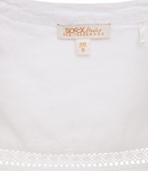 šaty STO-1804-7278 optic white|XL - 5