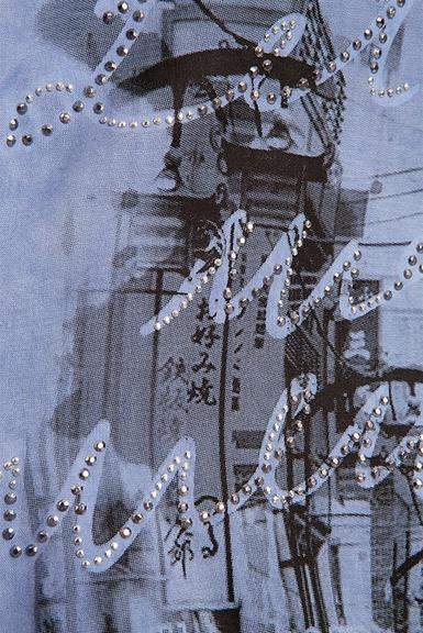 Blůza STO-1907-5885 Dove Blue|XXL - 5