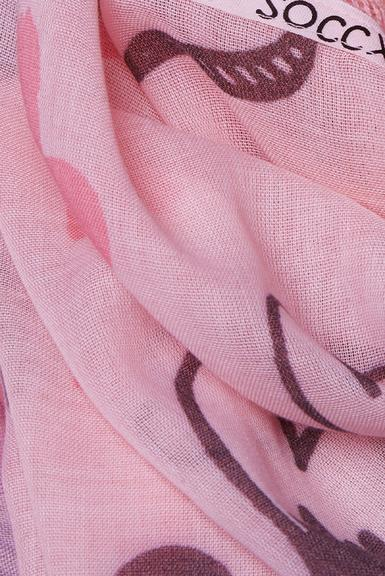 Šátek STO-1912-8528 Pale Rose|0 - 5