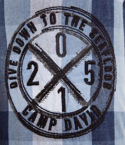 Košile CCB-1709-5751 indigo|XXXL - 5