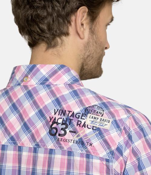 Tričko CCB-1901-5097 deep pink|L - 5