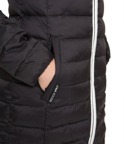 Kabát SPI-1855-2786 black|XXL - 5