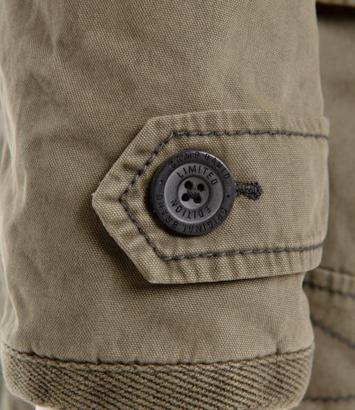 Bunda CCG-1900-2127 khaki|L - 5