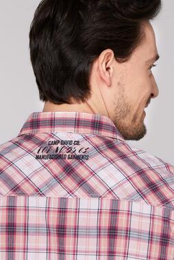 shirt 1/2 chec CCD-2003-5697 - 6/7