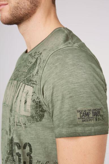 Tričko CCG-2102-3817 jungle green|XL - 6