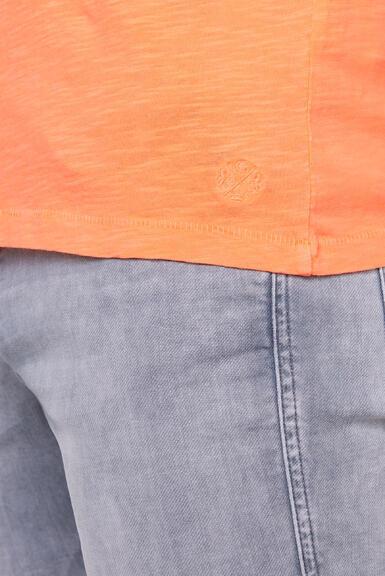 Tričko CCU-2000-3964 neon orange L - 6