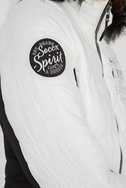 coat with hood SP2155-2299-31 - 6/7