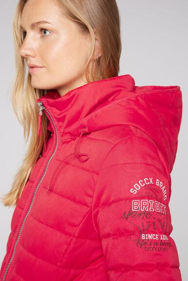 Kabát SP2155-2305-42 cool red|XS - 6