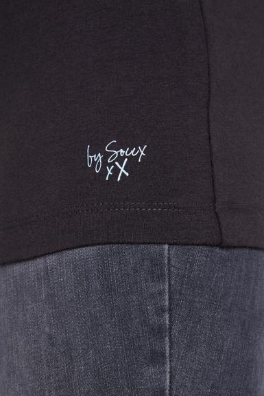 Tílko SPI-2000-3861 fog black|XS - 6