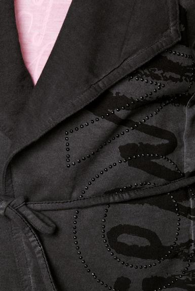 Cardigan STO-2006-3151 Black|S - 6
