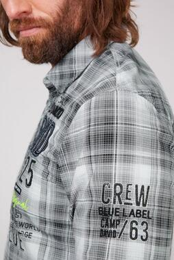 shirt 1/1 chec CB2108-5206-21 - 6/7